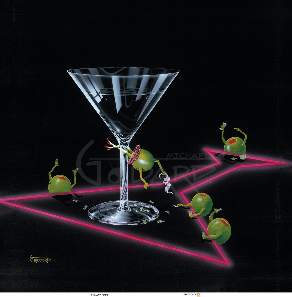 zen martini tipsy gypsy the spa treatment dirty martini iii